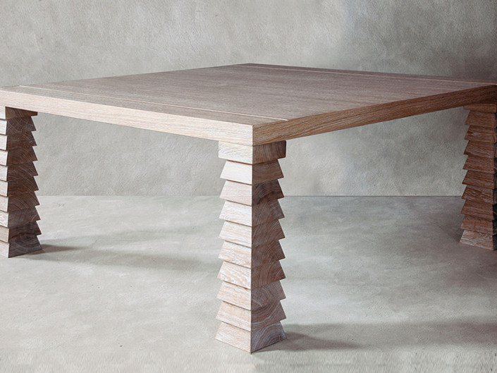 Cascata Square Dining Table